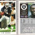 TIM BROWN (2) 1993 Score #21.  RAIDERS
