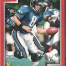 MARK BRUNELL 1999 Score #129.  JAGUARS