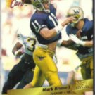 MARK BRUNELL 1993 Wild Card Rookie #135.  PACKERS