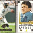 MARK BRUNELL (2) 1996 Pinnacle Action Packed #83.  JAGUARS