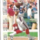 DON BEEBE 1993 Upper Deck #468.  BILLS