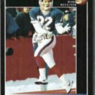 DON BEEBE 1992 Pinnacle #156.  BILLS