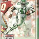 KEITH BYARS 1993 Pro Set Power Gold Ins. #041.  EAGLES