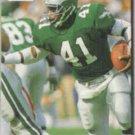 KEITH BYARS 1991 Fleer Ultra #229.  EAGLES