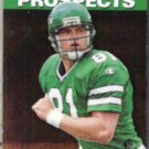 KYLE BRADY 1995 Upper Deck Premier Prospects #9.  JETS