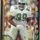 JEROME BROWN 1991 Wild Card #93.  EAGLES