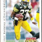 TERRELL BUCKLEY 1992 Upper Deck Rookie Force #413.  PACKERS
