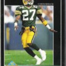TERRELL BUCKLEY 1992 Pinnacle Rookie #360.  PACKERS