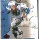 CHARLIE BATCH 2001 Upper Deck Ovation #32.  LIONS