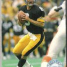 BUBBY BRISTER 1991 Pro Set Platinum #96.  STEELERS