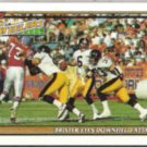 BUBBY BRISTER 1991 Topps #650.  STEELERS
