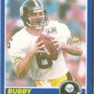 BUBBY BRISTER 1989 Score #11.  STEELERS
