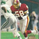 CARL BANKS 1993 Upper Deck SP #262.  REDSKINS