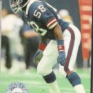 CARL BANKS 1991 Pro Set Platinum #238.  GIANTS