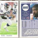 CARL BANKS (2) 1993 Score #231.  GIANTS