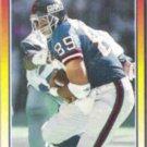 MARK BAVARO 1990 Score #260.  GIANTS