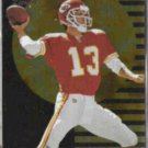 STEVE BONO 1997 Pinnacle Zenith #30.  CHIEFS