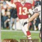 STEVE BONO 1997 Pacific #200.  CHIEFS