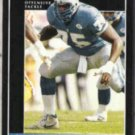 LOMAS BROWN 1992 Pinnacle #177.  LIONS
