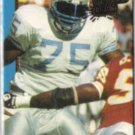 LOMAS BROWN 1992 Action Packed All Madden #7.  LIONS