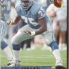 LOMAS BROWN 1993 Fleer Ultra #124.  LIONS