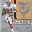 TIKI BARBER 2001 Upper Deck SP #59.  GIANTS