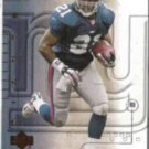 TIKI BARBER 2001 Upper Deck Ovation #60.  GIANTS