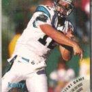 KERRY COLLINS 1996 Fleer #19.  PANTHERS
