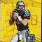 KERRY COLLINS 1997 Playoff First & Ten #156.  PANTHERS