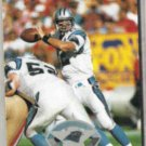 KERRY COLLINS 1996 Donruss #74.  PANTHERS