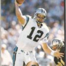 KERRY COLLINS 1997 Pro Line List #298.  PANTHERS
