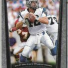 KERRY COLLINS 1998 UD Game Dated #70.  PANTHERS