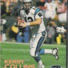 KERRY COLLINS 1998 Pacific Paramount #36.  PANTHERS