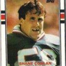 SHANE CONLAN 1989 Topps #41.  BILLS
