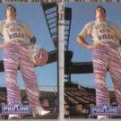 SHANE CONLAN (2) 1991 Pro Line Portraits #88.  BILLS