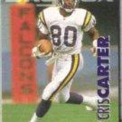 CRIS CARTER 1993 Skybox #188.  VIKINGS