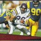 CRIS CARTER 1993 Score Select #75.  VIKINGS