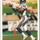 CRIS CARTER 1993 Bowman #68.  VIKINGS