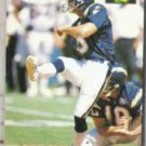 JOHN CARNEY 1995 Classic Pro Line #188.  CHARGERS