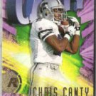 CHRIS CANTY 1997 Skybox Impact Rookie #215.  PATRIOTS