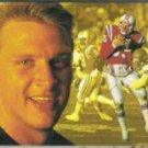 MARV COOK 1992 Score Dream Team Insert #5 of 25.  PATRIOTS