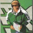 BRUCE COSLET 1991 Pro Line Portraits #260.  JETS