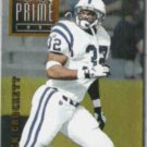 ZACK CROCKETT 1996 Playoff Prime #097.  COLTS