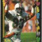 MARK CLAYTON 1991 Wild Card #99.  DOLPHINS