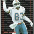MARK CLAYTON 1992 Pinnacle Game Winners #339.  DOLPHINS