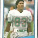 MARK CLAYTON 1988 Topps #194.  DOLPHINS