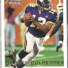 DAUNTE CULPEPPER 2001 Fleer Focus #196.  VIKINGS