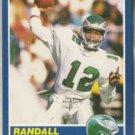 RANDALL CUNNINGHAM 1989 Score #75.  EAGLES