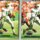 RANDALL CUNNINGHAM (2) 1993 Stadium Club #168.  EAGLES
