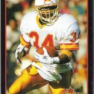 REGGIE COBB 1993 Pinnacle Men of Autumn #27.  BUCS